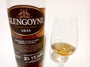 Grand dram of the year: Glengoyne 21