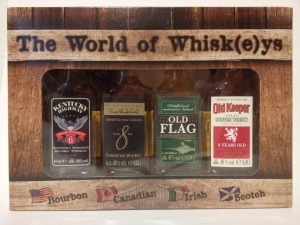 The World of Whisk(e)s