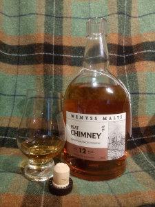 Wemyss Peat Chimney 12yo