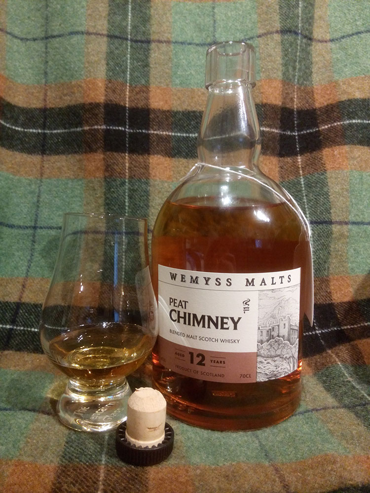 Wemyss Peat Chimney 12yo