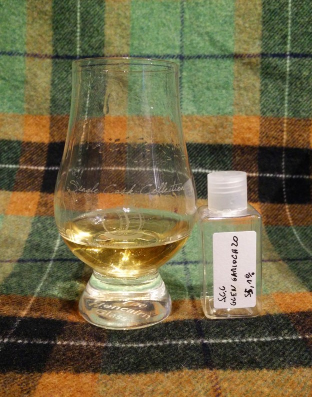 Glen Garioch 1993 20 years Single Cask Collection