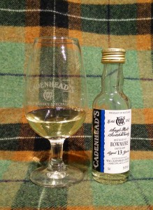 Bowmore 2001 13 years Cadenhead's