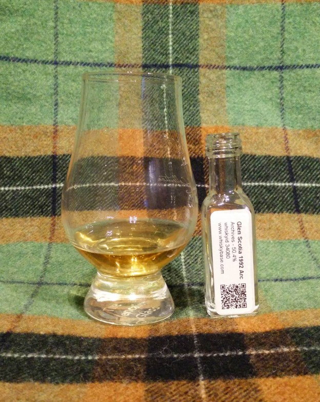 Glen Scotia 1992 20y by Archives