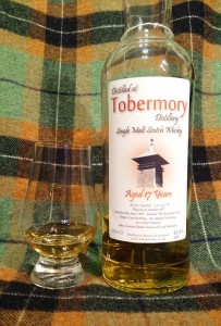 Tobermory 17 years 1995 by Whiskybroker