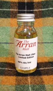 Arran 18yo Limited Edition