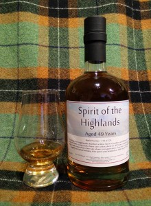 Ben Nevis spirit 49 years by Whiskybroker