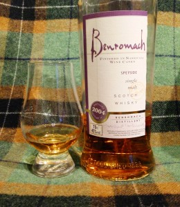 Benromach Sassicaia Finish 2004 - 2013