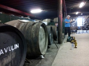 Lagavulin Warehouse Tasting with Iain McArthur