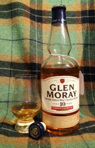 Glen Moray 10yo Chardonnay cask matured