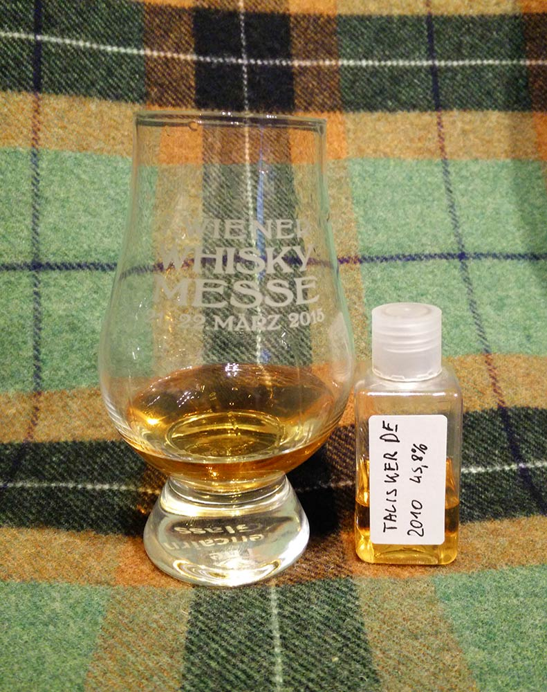 Talisker 1999 - 2010 Distiller's Edition