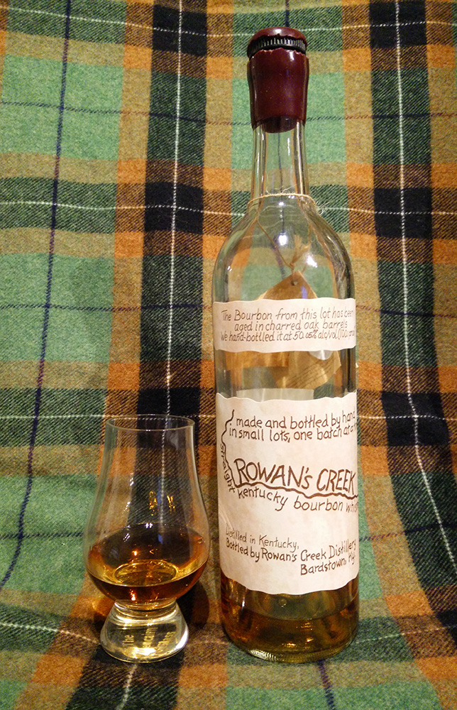 Rowan's Creek Straight Kentucky Bourbon Whiskey