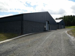Wolfburn: Warehouses