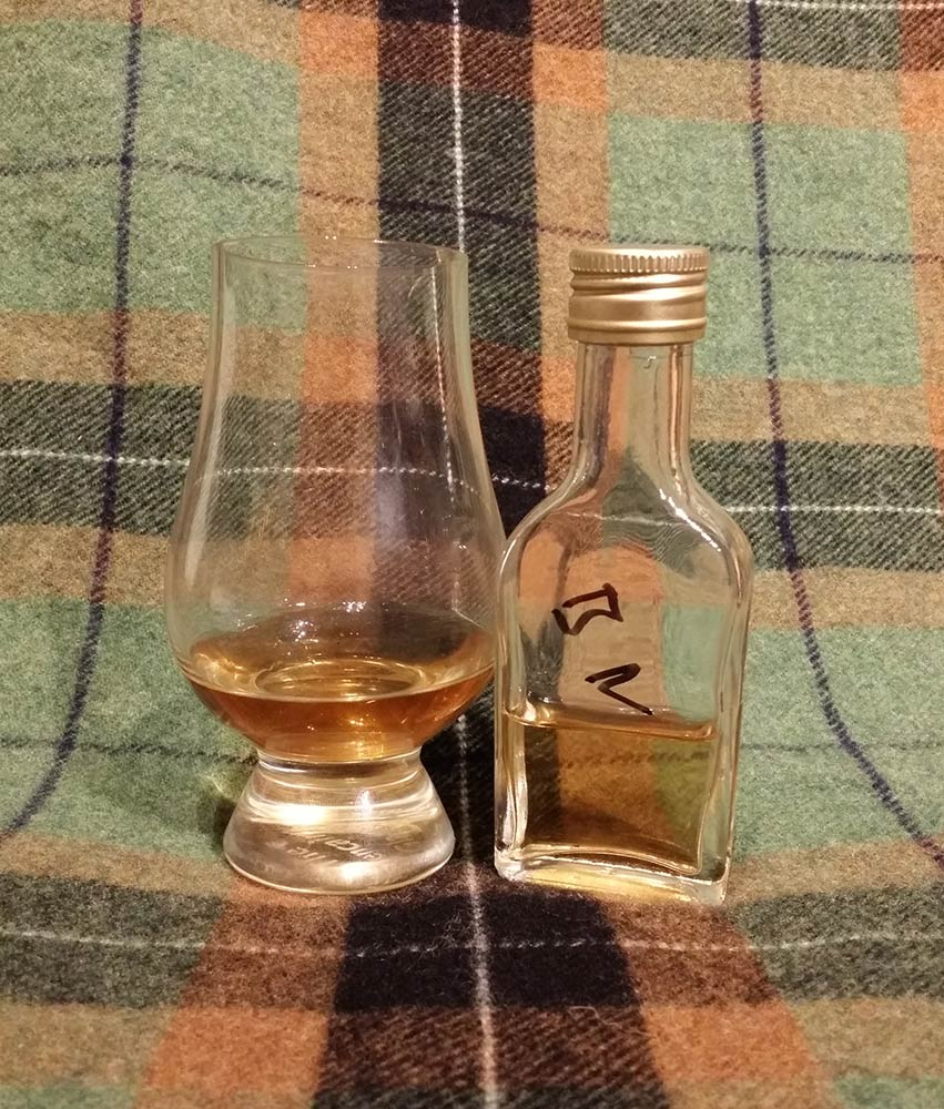 Ben Nevis 17yo 1995 - 2013 for Whisky Circle Pinzgau