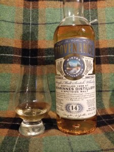 Benrinnes 14 yo 1998 - 2013 by Mc Gibbon's Provenance