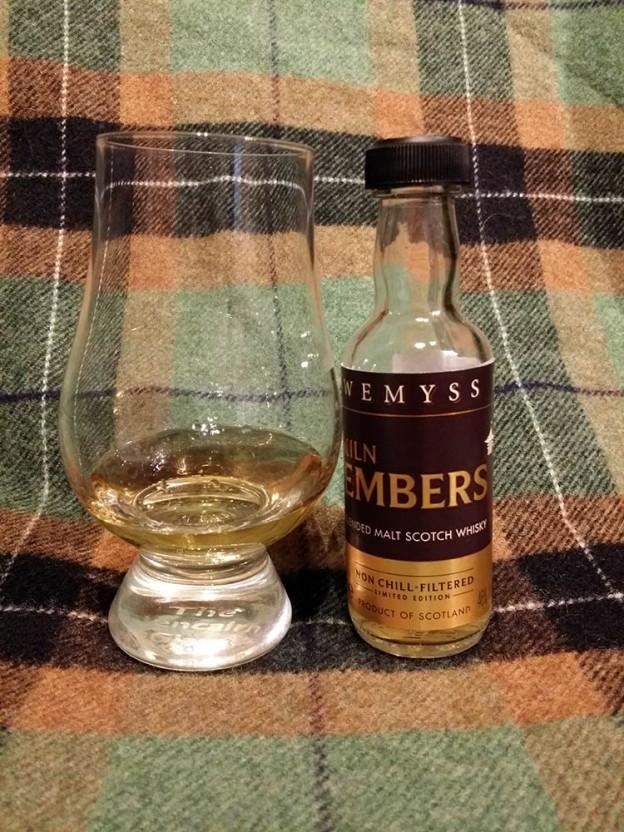 Wemyss Malts Kiln Embers Limited NAS
