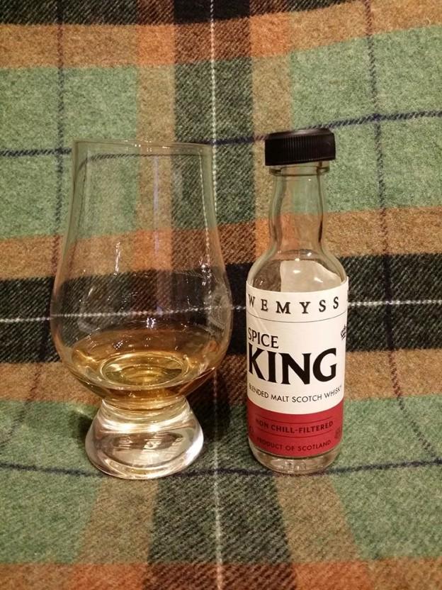 Wemyss Spice King NAS