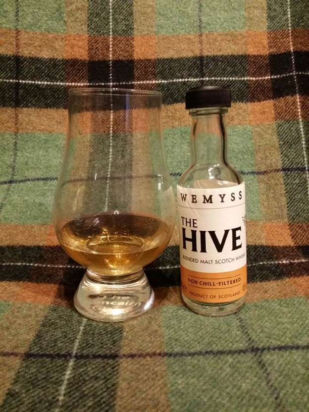 Wemyss The Hive NAS Blended Malt