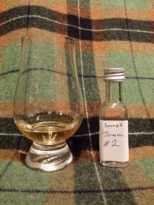 Arran Quarter Cask distillery exclusive