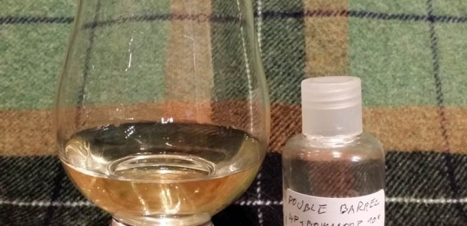 Double Barrel Highland Park + Bowmore 10 yo