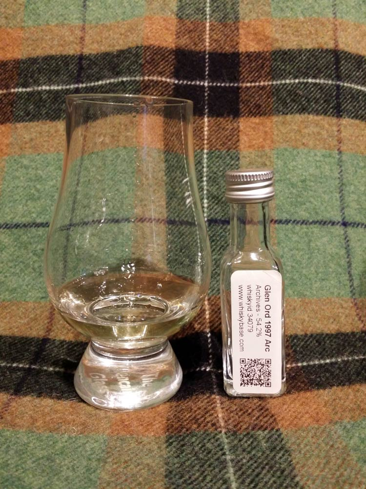 Glen Ord 1997 15 yo by Archives