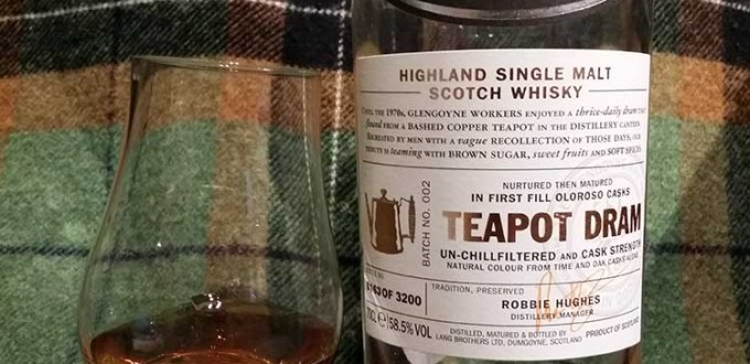 Glengoyne Teapot Dram Batch 002