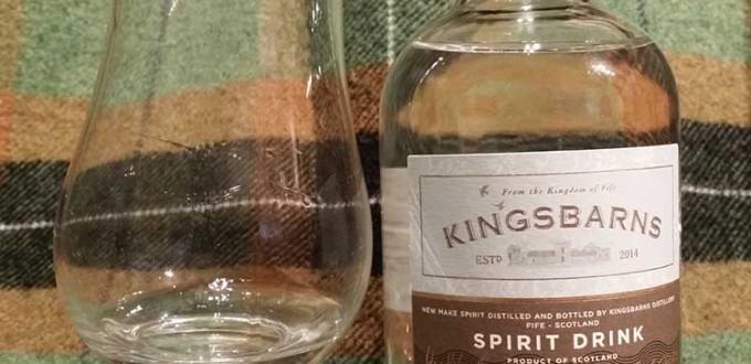 Kingsbarns Spirit Drink (New Make)