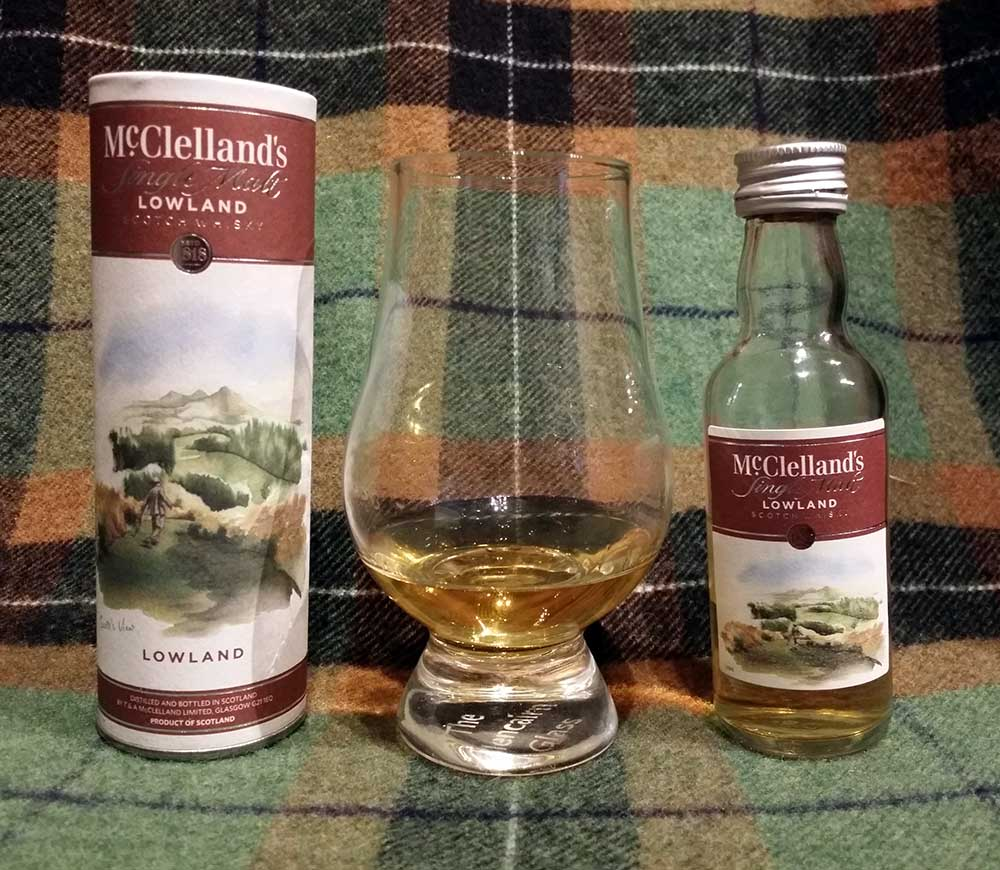 McClelland's Lowland (Auchentoshan) NAS