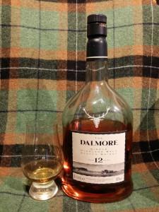 Tasting: Dalmore 12 yo (late 80s/early 90s duty free bottling)