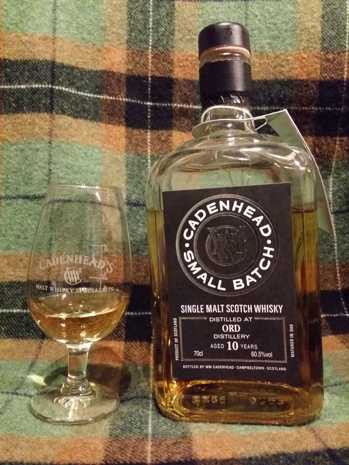 (Glen) Ord 10 yo 2004 - 2015 by Cadenhead's
