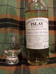 Tasting: Gems of Scotland Caol Ila 7 yo 2008 - 2016 cask 311050