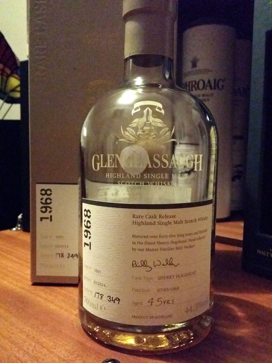 Glenglassaugh 45 years 1968 - 2014