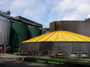 Boortmalt Maltings in Buckie