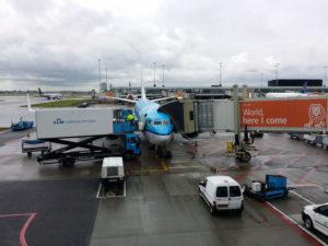 Plane to Aberdeen