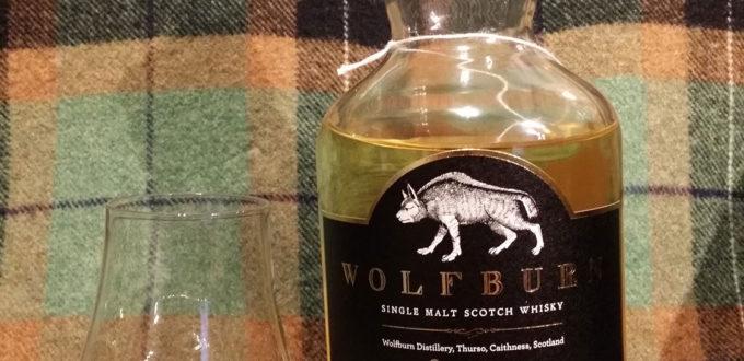 Wolfburn 3 yo First Release