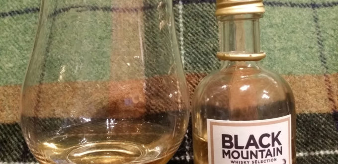 Black Mountain Whisky Selection BM No.1 Blend