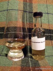 Bunnahabhain Peated 8 years MacPhail's Collection
