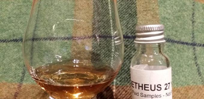 Glasgow Distillery Company Prometheus 27 yo