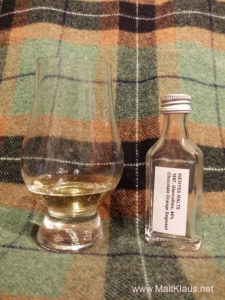 "Glenrothes 1997 18 years ""Chocolate Orange Segment"" by Wemyss"