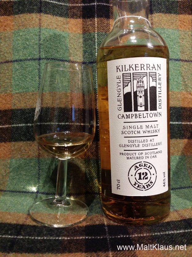 Kilkerran 12 yo (Inaugural release)