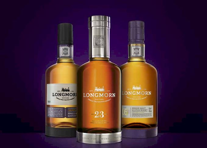 New Longmorn Releases. Pictures courtesy of Chivas Bros.