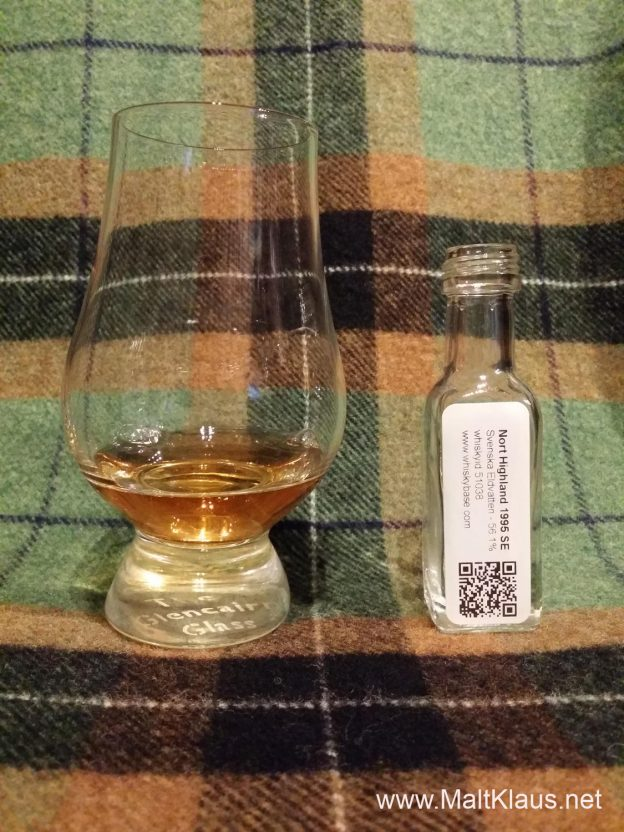 North Highland 1995 18 yo undisclosed Single Malt by Svenska Eldvatten