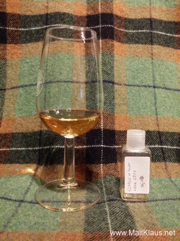 Classic of Islay cask #2725 (NAS)
