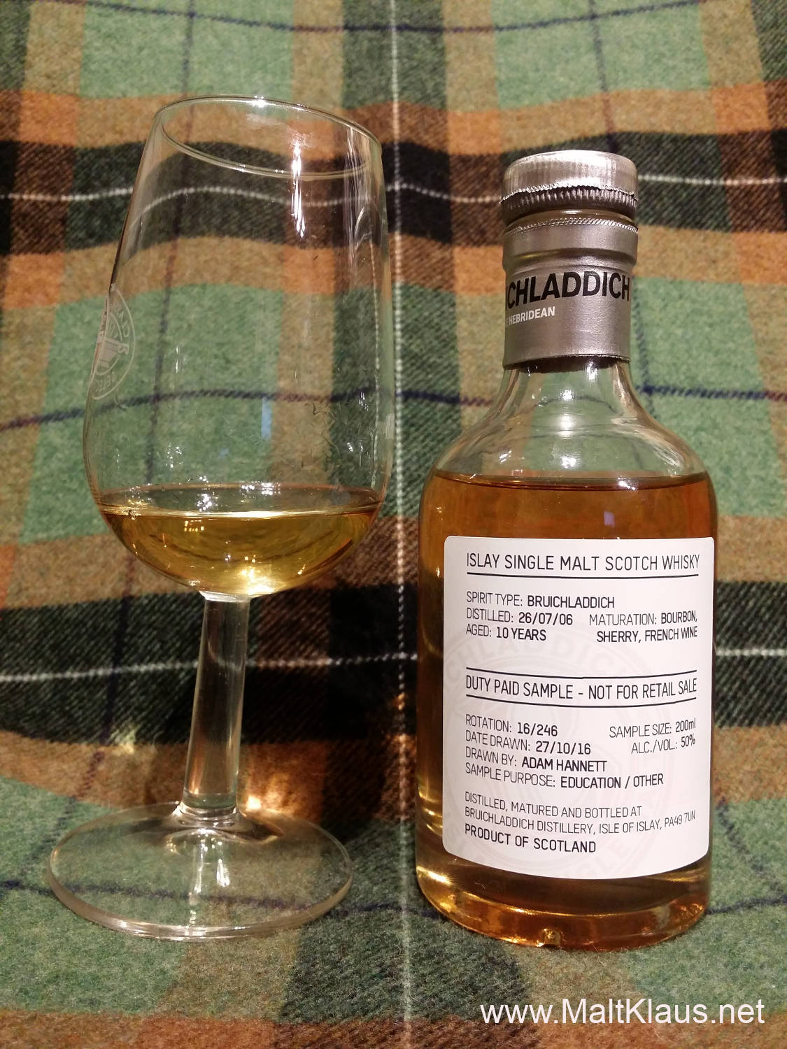 Bruichladdich Laddie Ten 2nd edition