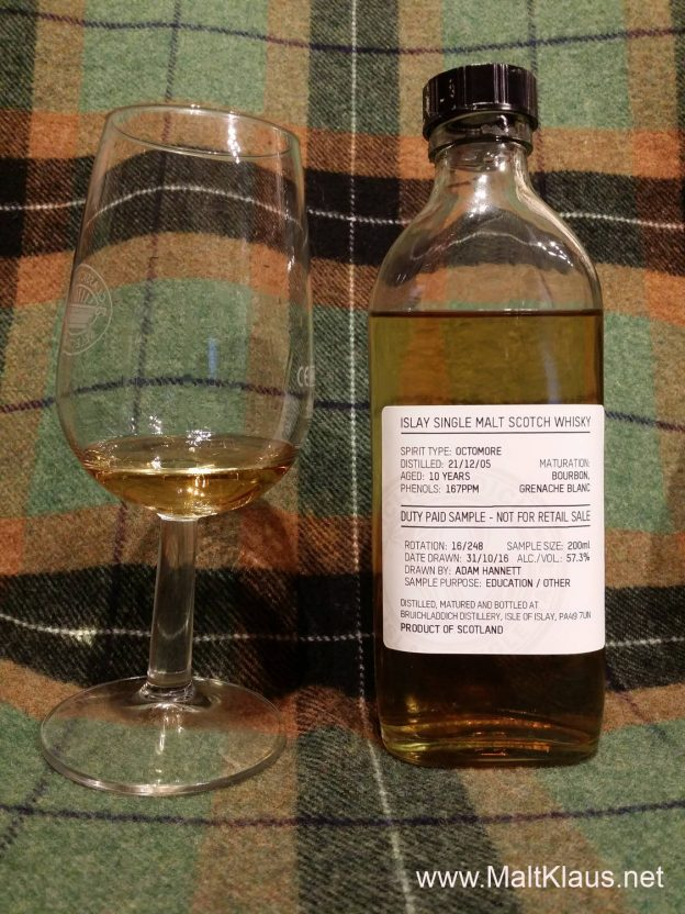 Bruichladdich Octomore 10yo 2nd edition