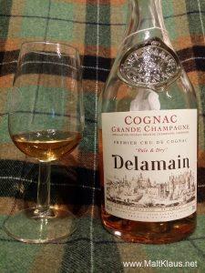 Delamain Pale & Dry XO Cognac