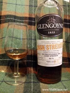 Glengoyne Batch Strength Batch 001