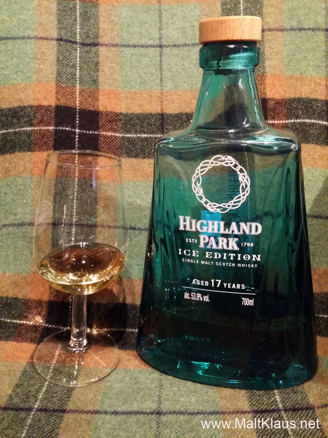 Highland Park Ice Edition 17 yo