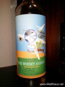Speyside Region 1975 40 yo by The Whisky Agency