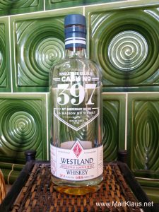 Westland single malt cask 397 for LMDW