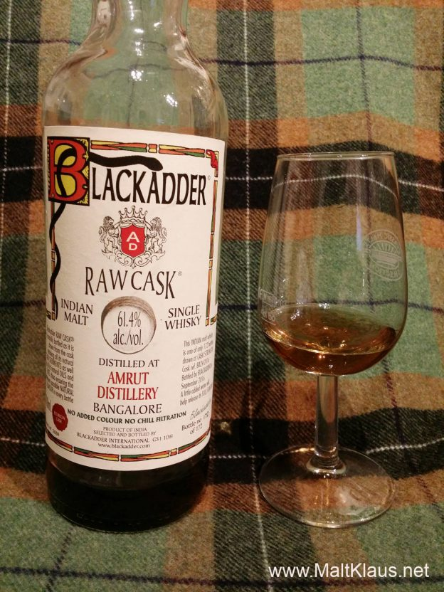 Amrut NAS BA24-2016 by Blackadder
